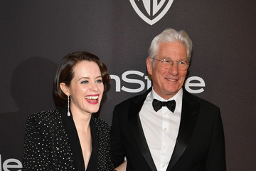 Richard Gere The 2019 InStyle And Warner Bros. 76th Annual Golden Globe Awards Post-Party - Red Carpet