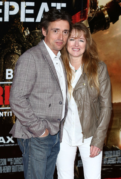 Richard Hammond with beautiful, Wife Mindy Etheridge