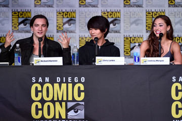 Richard Harmon Comic-Con International 2016 - 'The 100' Special Video Presentation And Q&A