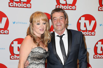 Richard Hawley TV Choice Awards - Red Carpet Arrivals