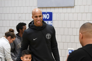 Richard Jefferson 2017-18 NBA Community Events