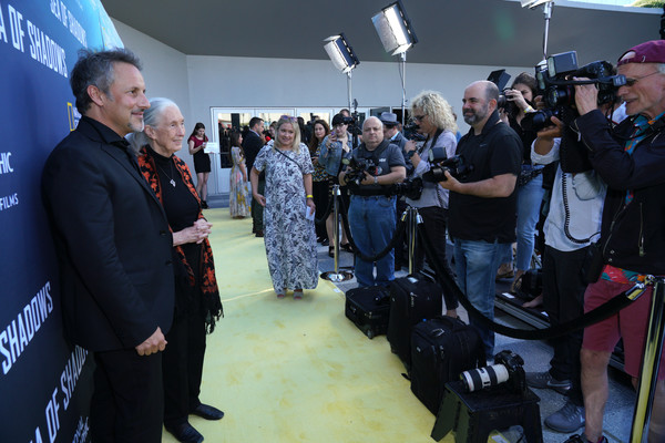 National Geographic Documentary Films' Premiere Of 'Sea Of Shadows' - Red Carpet