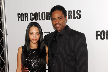 Richard Lawson 'For Colored Girls' New York Premiere - Inside Arrivals