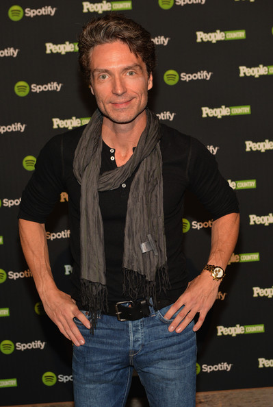 Richard Marx Richard Marx attends the Spotify and People Country    Richard Marx
