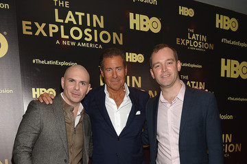 Richard Plepler 'The Latin Explosion: A New America,' Premiere Screening