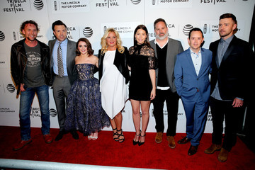 Richard Robichaux Bill Purple 'The Devil and the Deep Blue Sea' Premiere - 2016 Tribeca Film Festival