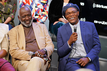 Richard Roundtree SiriusXM's Town Hall With The Cast Of 'Shaft'