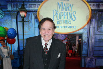 "Richard Sherman Premiere Of Disney's ""Mary Poppins Returns"" - Red Carpet"
