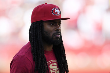 Richard Sherman Los Angeles Rams vs. San Francisco 49ers