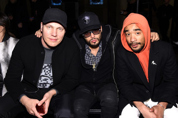 Richie Akiva Alexander Wang - Front Row - Fall 2016 New York Fashion Week