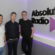 Richie Firth Noel Gallagher Visits Absolute Radio