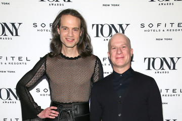 Richie Jackson Tony Honors Cocktail Party Presenting The 2019 Tony Honors For Excellence In The Theatre And Honoring The 2019 Special Award Recipients - Arrivals