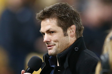 Richie Mccaw New Zealand vs. South Africa - The Rugby Championship