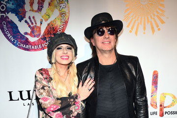 Richie Sambora Criss Angel's HELP Charity Event Benefiting Pediatric Cancer Research and Treatment
