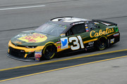Ryan Newman, driver of the #31 Bass Pro Shops/Cabela's Chevrolet, drives during practice for the Monster Energy NASCAR Cup Series Federated Auto Parts 400 at Richmond Raceway on September 21, 2018 in Richmond, Virginia.