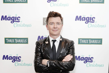 Rick Astley The Magic of Christmas - Press Room
