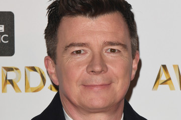Rick Astley BBC Music Awards - Red Carpet Arrivals