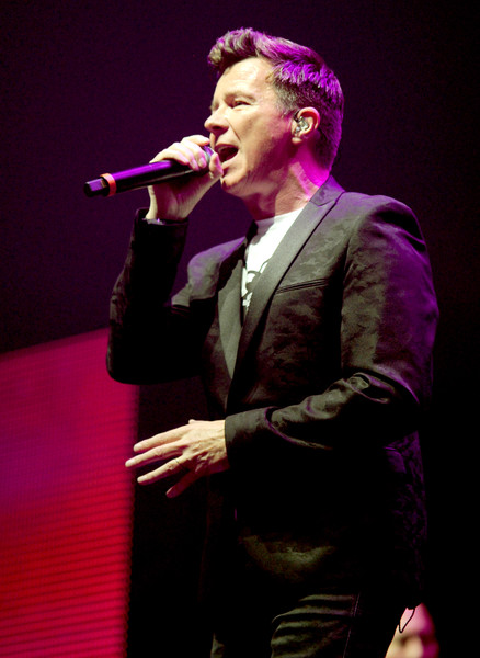 'We Are Manchester' Benefit Concert at Manchester Arena [performance,entertainment,microphone,performing arts,singing,music artist,singer,event,music,public event,rick astley,we are manchester benefit concert,manchester arena,england,manchester memorial fund,benefit concert,concert,terror attack]