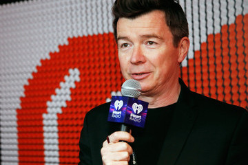 Rick Astley iHeart80s Party 2017 -  Arrivals