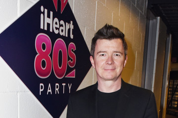Rick Astley iHeart80s Party 2017 -  Backstage