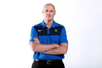 Rick Carlisle Dallas Mavericks Media Day