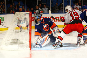 Rick DiPietro Carolina Hurricanes v New York Islanders