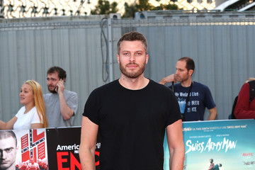 Rick Edwards Empire Live: 'Swiss Army Mam' & 'Imperium' - Double Bill Gala Screening - Red Carpet Arrivals