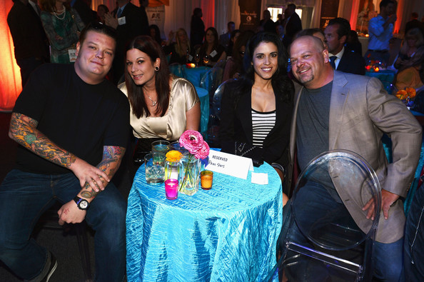 rick harrison corey harrison tv personalities corey harrison l and
