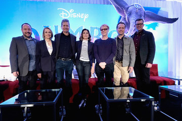Rick Heinrichs 'Dumbo' Global Press Conference