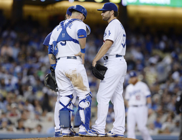 Milwaukee Brewers v Los Angeles Dodgers []