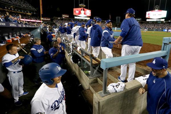 NLCS - Chicago Cubs v Los Angeles Dodgers - Game Three []
