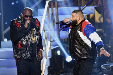 Rick Ross 2016 American Music Awards - Show