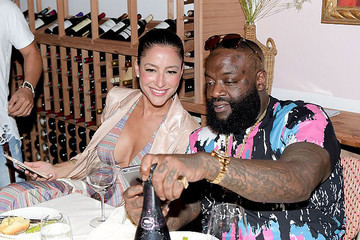 Rick Ross Haute Living Celebrates Rick Ross at Marion Miami