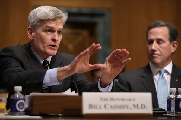 Senate Finance Committee Holds Hearing on Graham-Cassidy Healthcare Bill