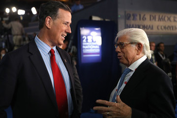 Rick Santorum Democratic National Convention: Day One