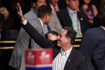 Rick Santorum Republican National Convention: Day Two