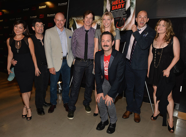'Hell Baby' Premieres in Hollywood