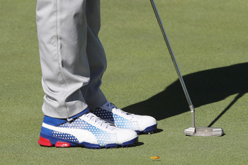 Rickie Fowler The Presidents Cup - Round One