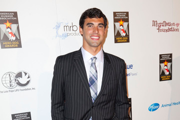 Ricky Berens The American Humane Association's Hero Dog Awards - Arrivals