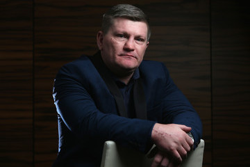 Ricky Hatton Ultimate Boxxer Launch