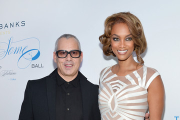 Ricky Kenig The Flawsome Ball For The Tyra Banks TZONE At The Lower Eastside Girls Club