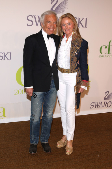 designer ralph lauren frvw  2009 CFDA Fashion Awards
