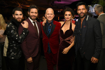 Ricky Martin Edgar Ramirez Premiere Of FX's 'The Assassination Of Gianni Versace: American Crime Story' - After Party