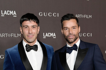 Ricky Martin 2019 LACMA Art And Film Gala Honoring Betye Saar And Alfonso Cuarón - Red Carpet