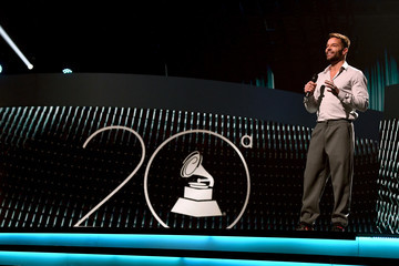 Ricky Martin The 20th Annual Latin GRAMMY Awards - Rehearsals - Day 2
