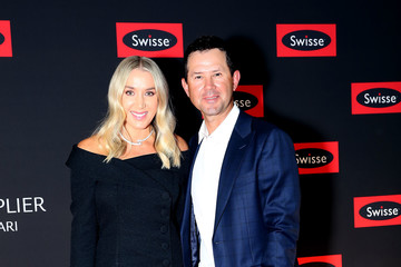 Ricky Ponting Swisse Wellness Power Your Passion Event - Arrivals