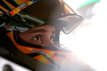 Ricky Stenhouse Jr Talladega Superspeedway - Day 1