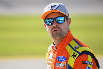 Ricky Stenhouse Jr Talladega Superspeedway - Day 2