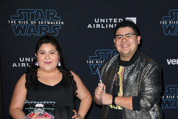 """Rico Rodriguez Premiere Of Disney's """"Star Wars: The Rise Of Skywalker"""" - Arrivals"""