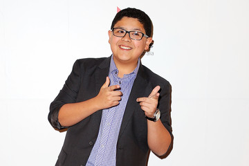 Rico Rodriguez Modern Family Media Call